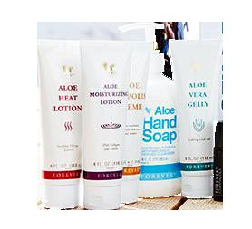 Aloe Vera forever living proizvodi za licnu higijenu i negu tela
