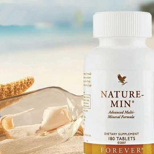 Forever Nature Min Dodatak ishrani - Suplement