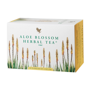 Aloe Blossom Herbal Tea Napitak