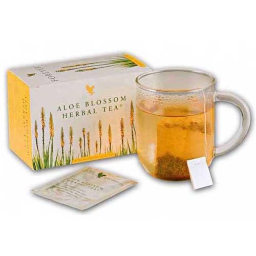 Aloe Blossom Herbal Tea Napitak - Čaj