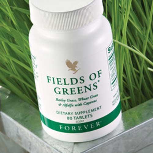 Forever Fields Of Greens Dodatak ishrani - Suplement