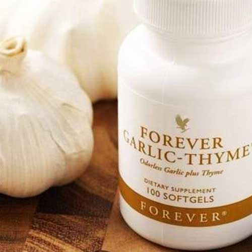 Forever Garlic Thyme Dodatak ishrani - Suplement