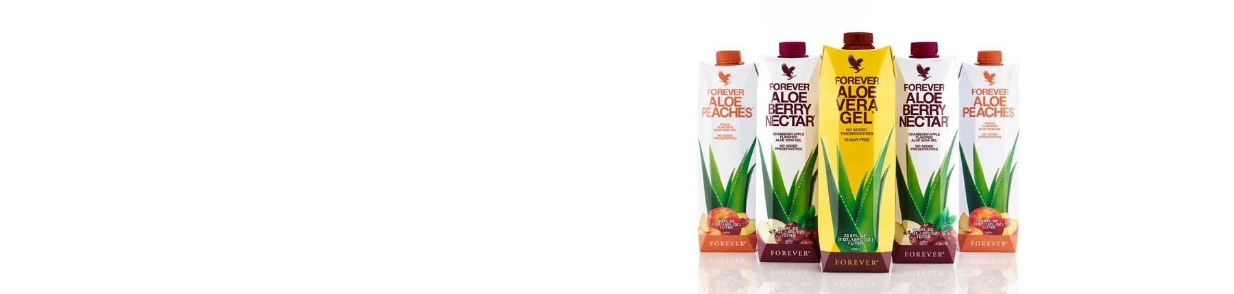 Forever Living Aloe Vera proizvodi Aloe Vera Napici Sokovi Gel