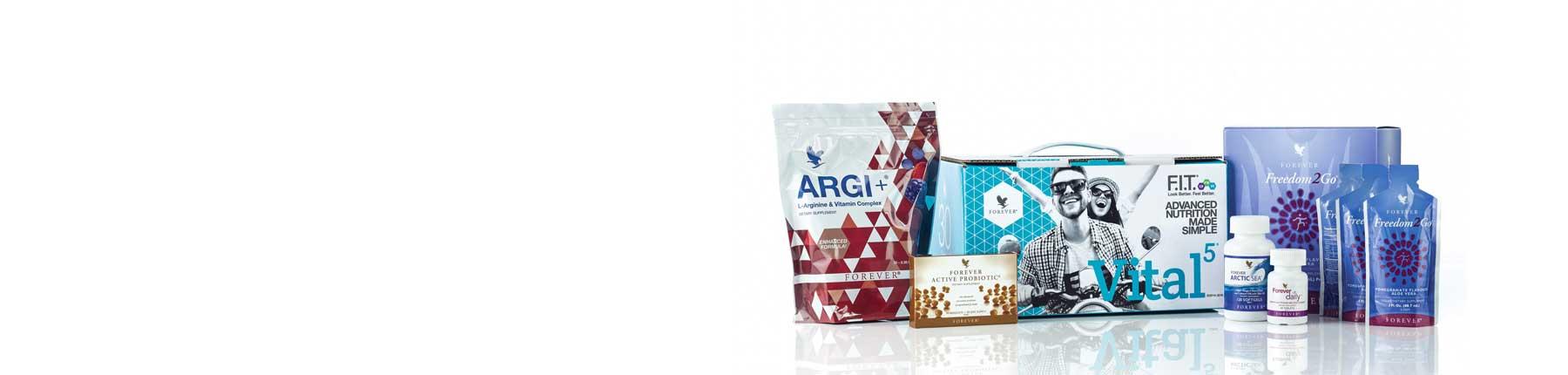 Forever Living Aloe Vera proizvodi FIT proizvodi za regulaciju telesne tezine