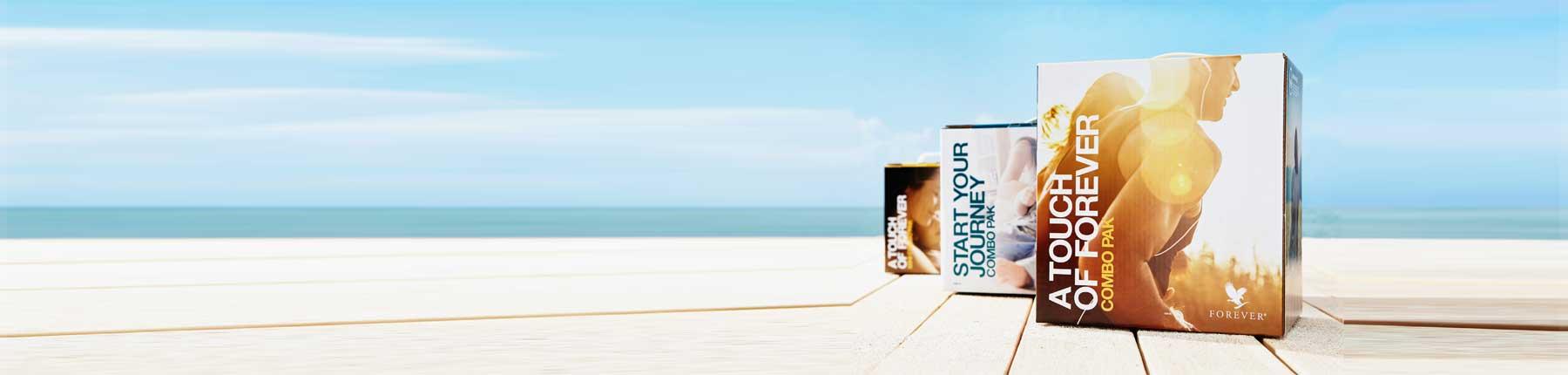 Forever Living Aloe Vera proizvodi Paketi proizvoda FLP
