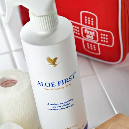 Aloe First Sprej za negu kože