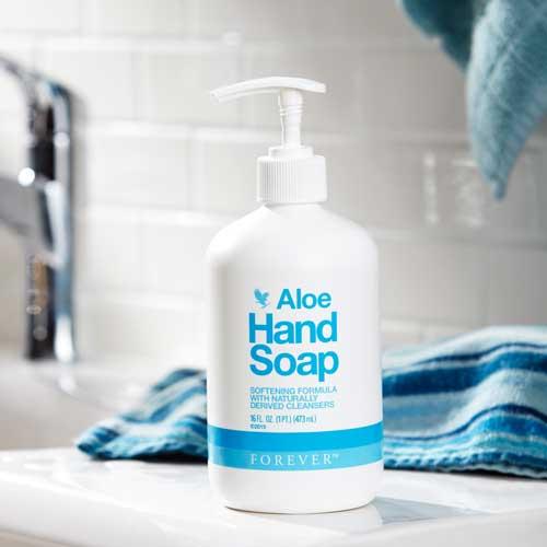 Aloe Hand & Face Soap Tecni sapun