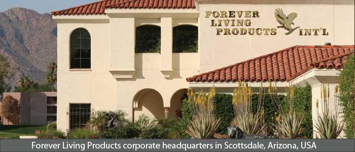 Forever Living Corpoate Headquarters u Arizoni Aloe Vera TM