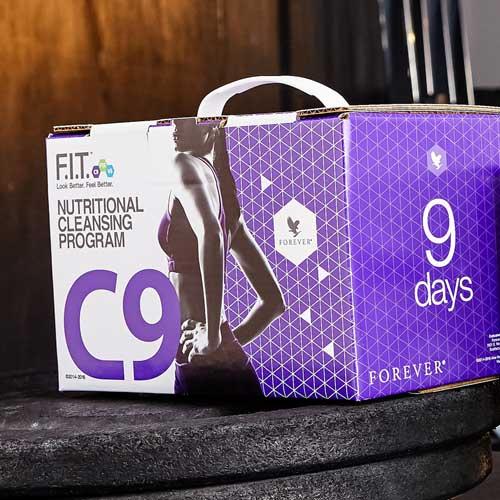 Forever Clean 9 - C9 pakte proizvoda kompanije Forever Living