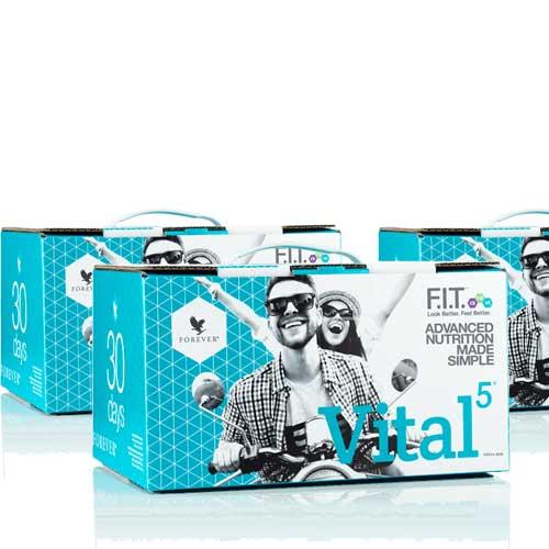 Forever Vital 5 Prodaja proizvoda