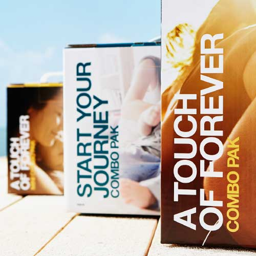 Touch Of Forever Combo Pack paket proizvoda