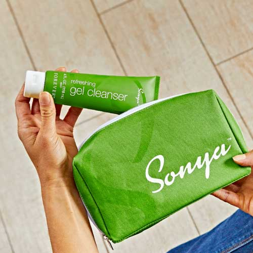 Sonya Refreshing Gel Cleanser Proizvod za čišćenje lica
