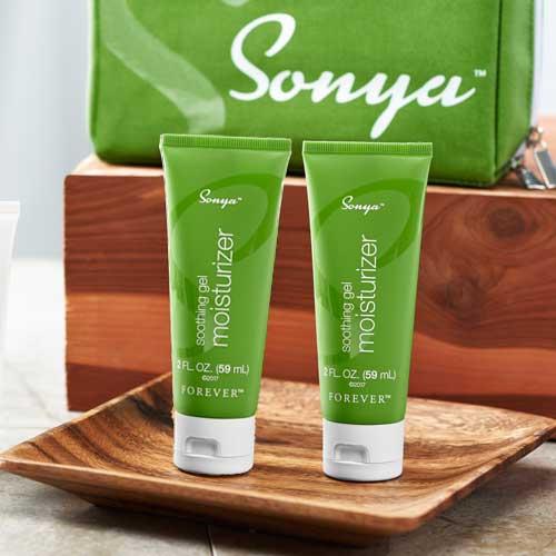Sonya Soothing Gel Moisturizer Proizvod kompanije Forever Living