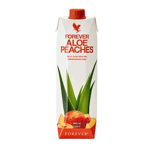 Forever Aloe Bits N' Peaches Napitak kompanije FLP