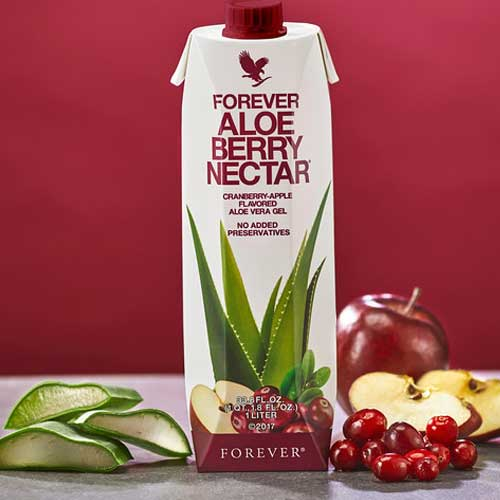 Aloe Berry Nectar Napitak - Sok